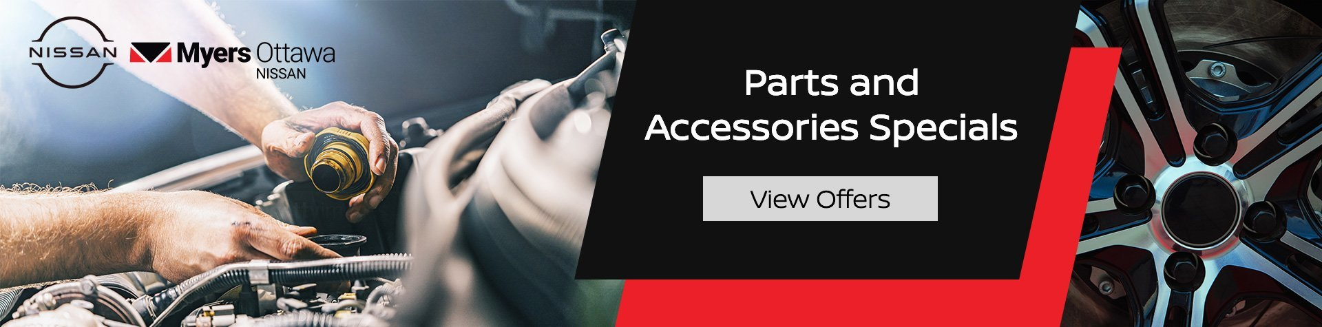 Pars and accessories special